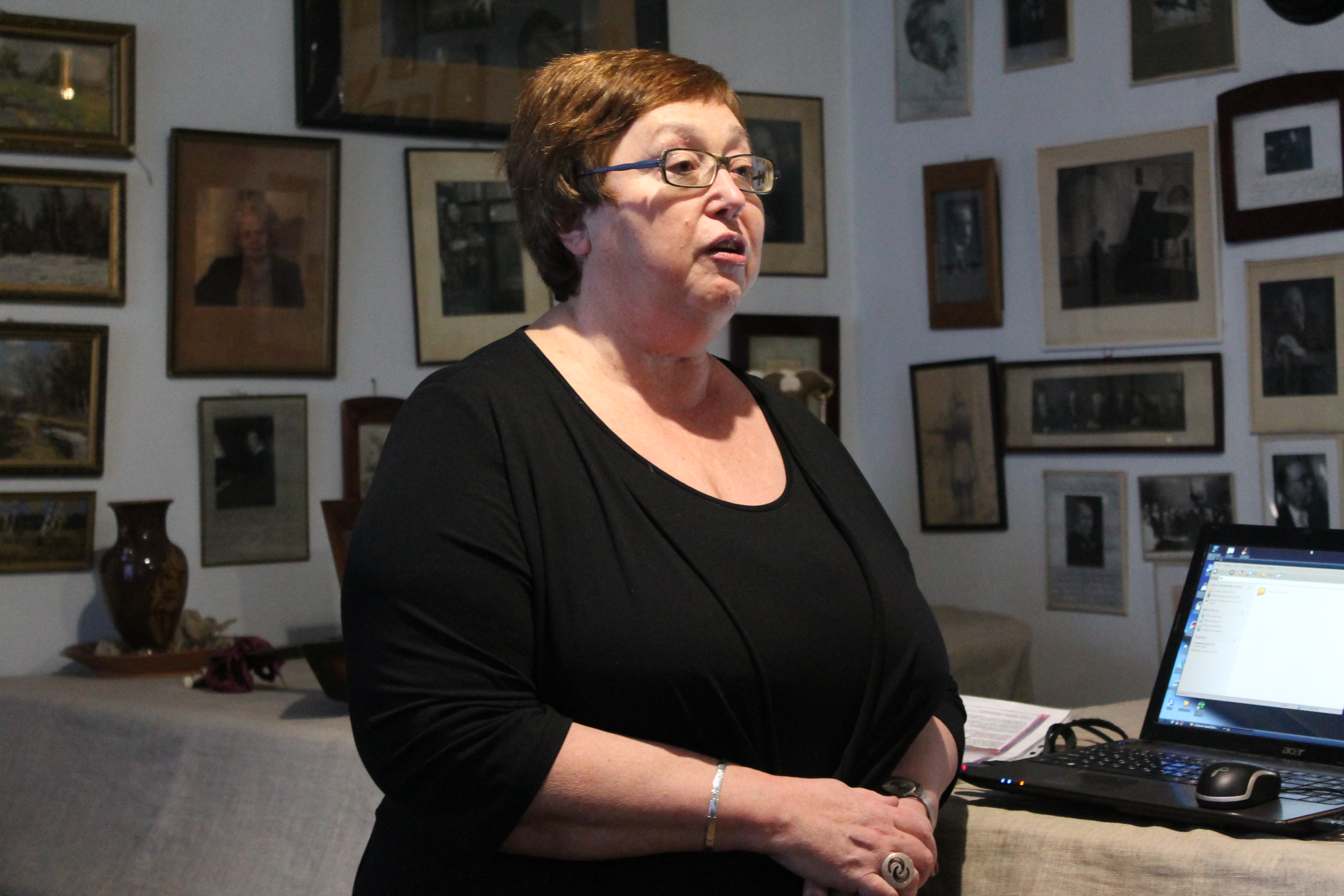Мария Федоровна Полканова