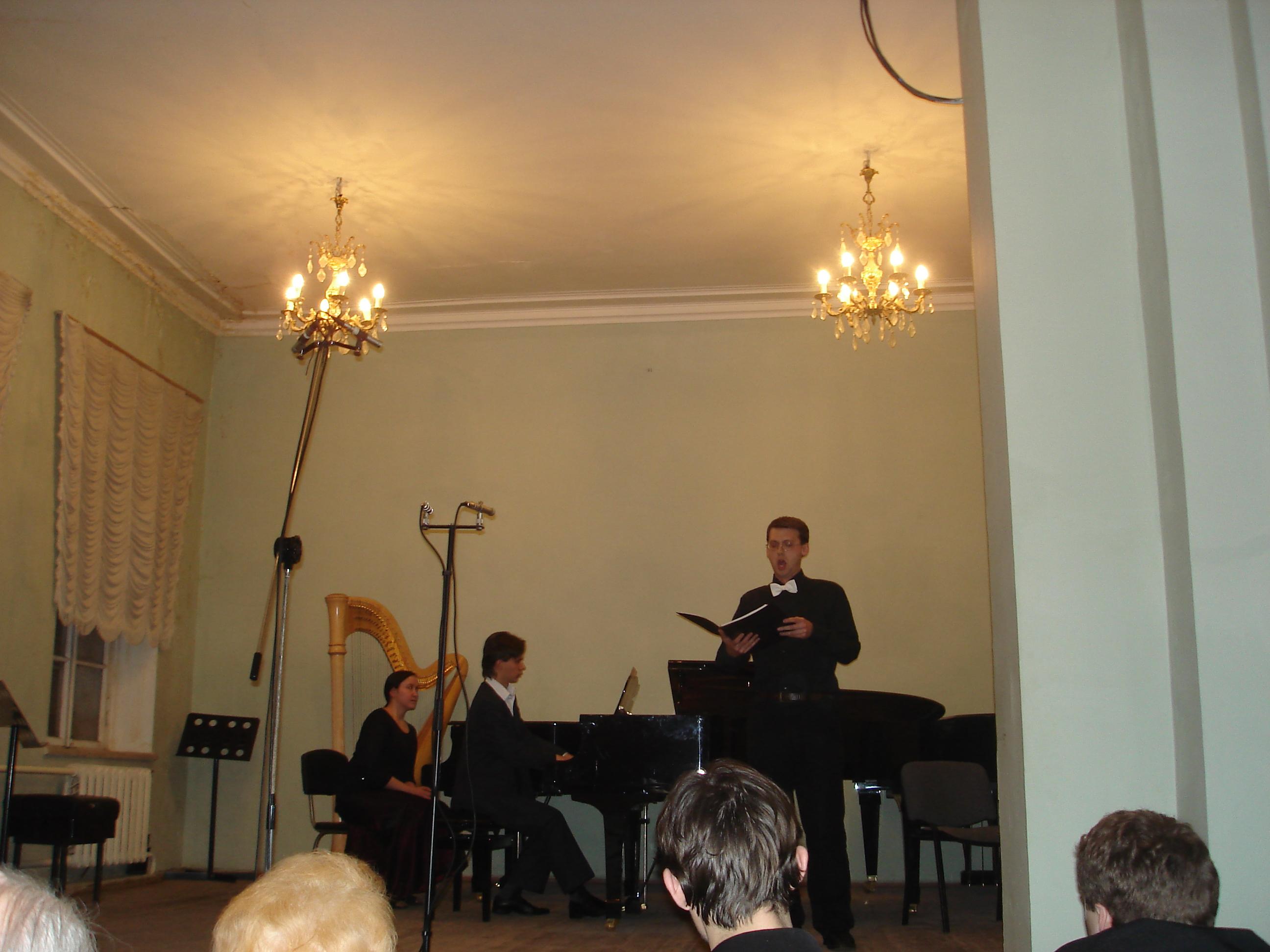 Тим Браун и Антон Прищепа