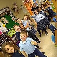 Second grade has taken over! #sasknights