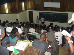 Training of future doctors