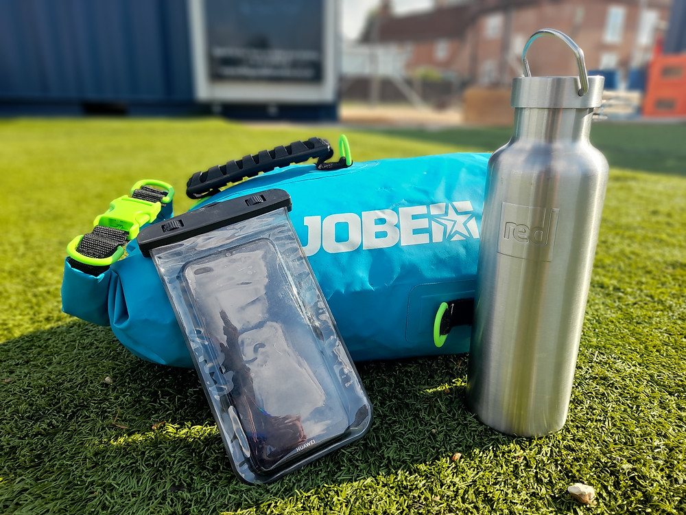 Jobe Dry Bag, Red Original Bottle, Phone Case