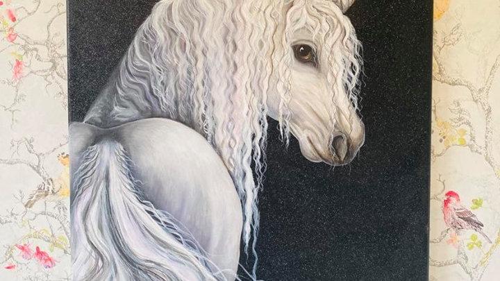 Unicorn Original Artwork