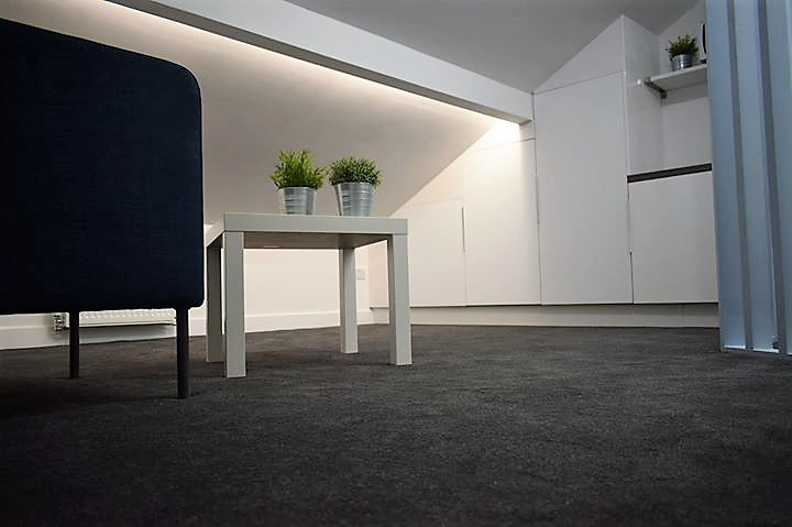 Studio Style Bedroom, loft