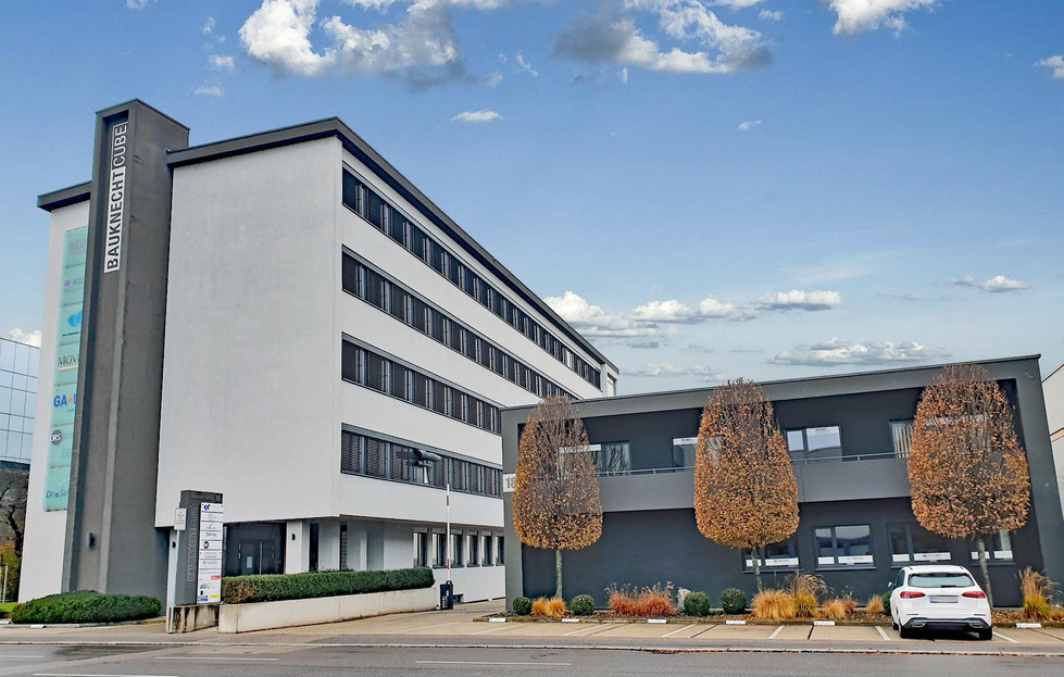 Bürogebäude Höhenstraße 16/18, Fellbach