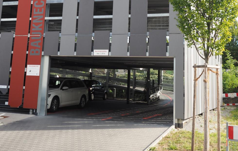 Parkdeck Schmidener Weg, Fellbach