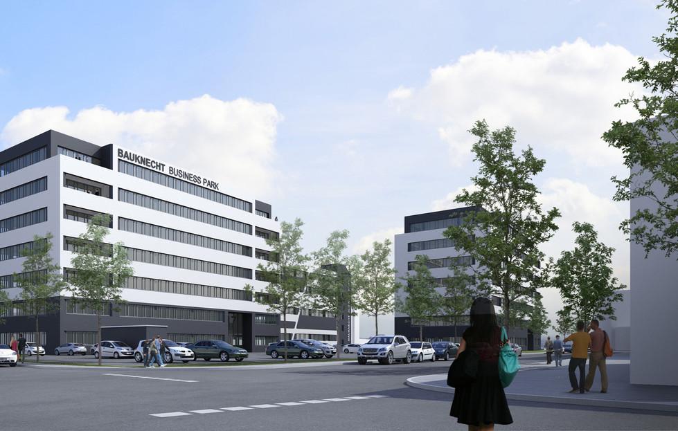 Bürogebäude Welfenstraße 17 und 19, Fellbach
