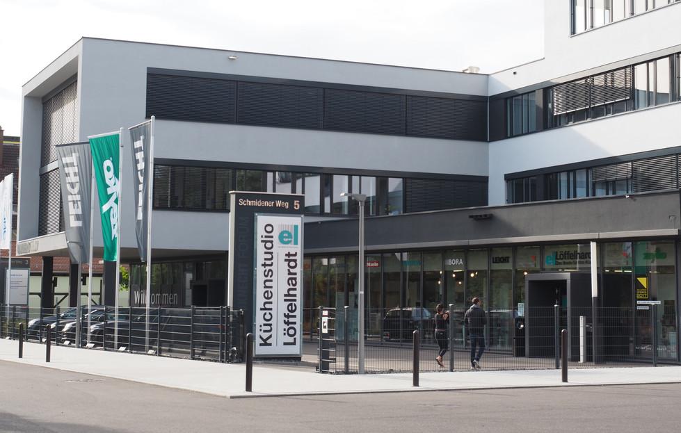 Bürogebäude Schmidener Weg 5, Fellbach