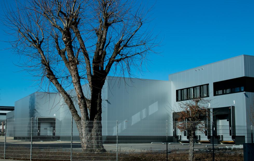 Industriegebäude Steinbeisstraße, Fellbach