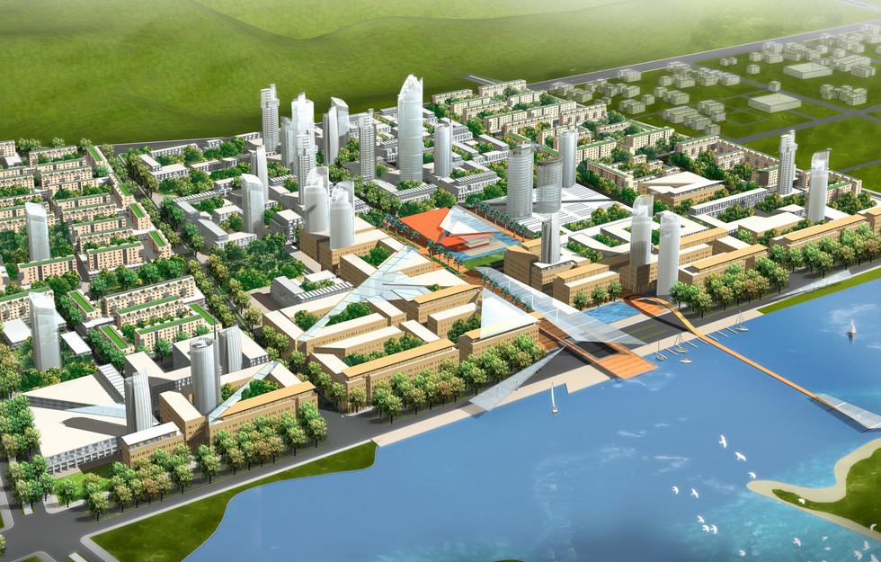 Central Business District, Xiamen