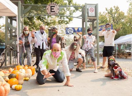 Visit Davis, CA– Home of the Zombie Apocalypse