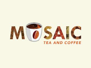 Mosaic Tea & Coffee logo contest