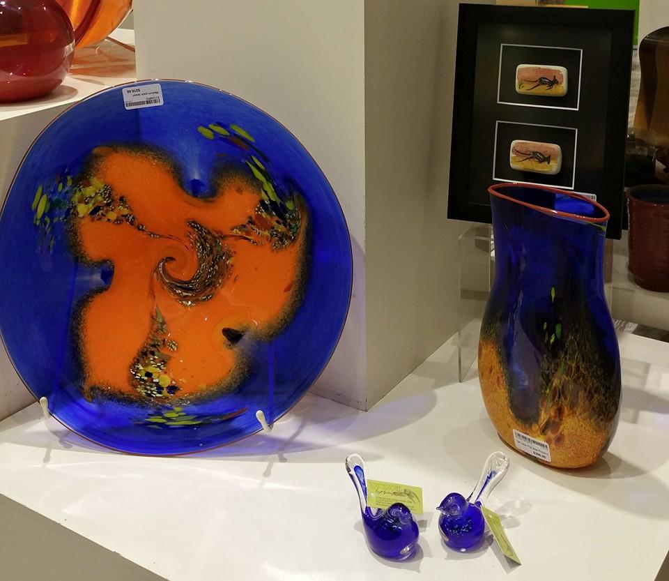 Eamonn Vereker Glass