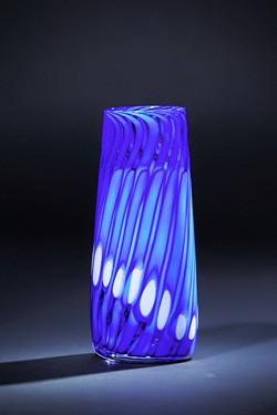 Patrick Wong cane Vase