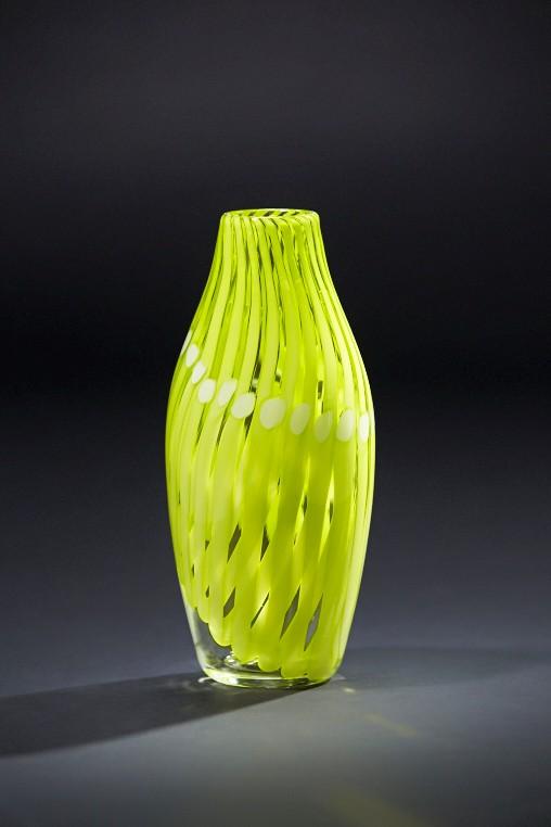 Patrick Wong cane Vase 2