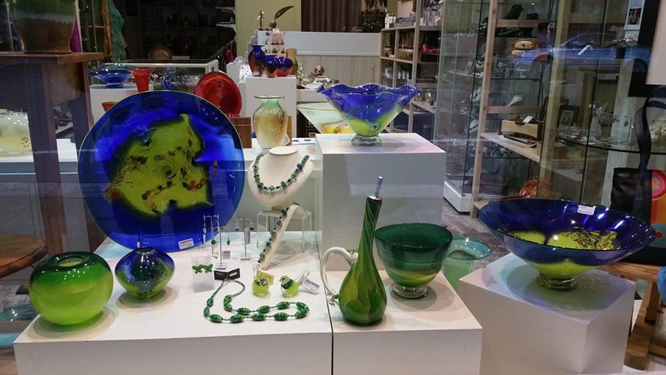 Eamonn Vereker,Green hills glass, Ashbee Green