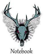 Deer skull notebook.JPG