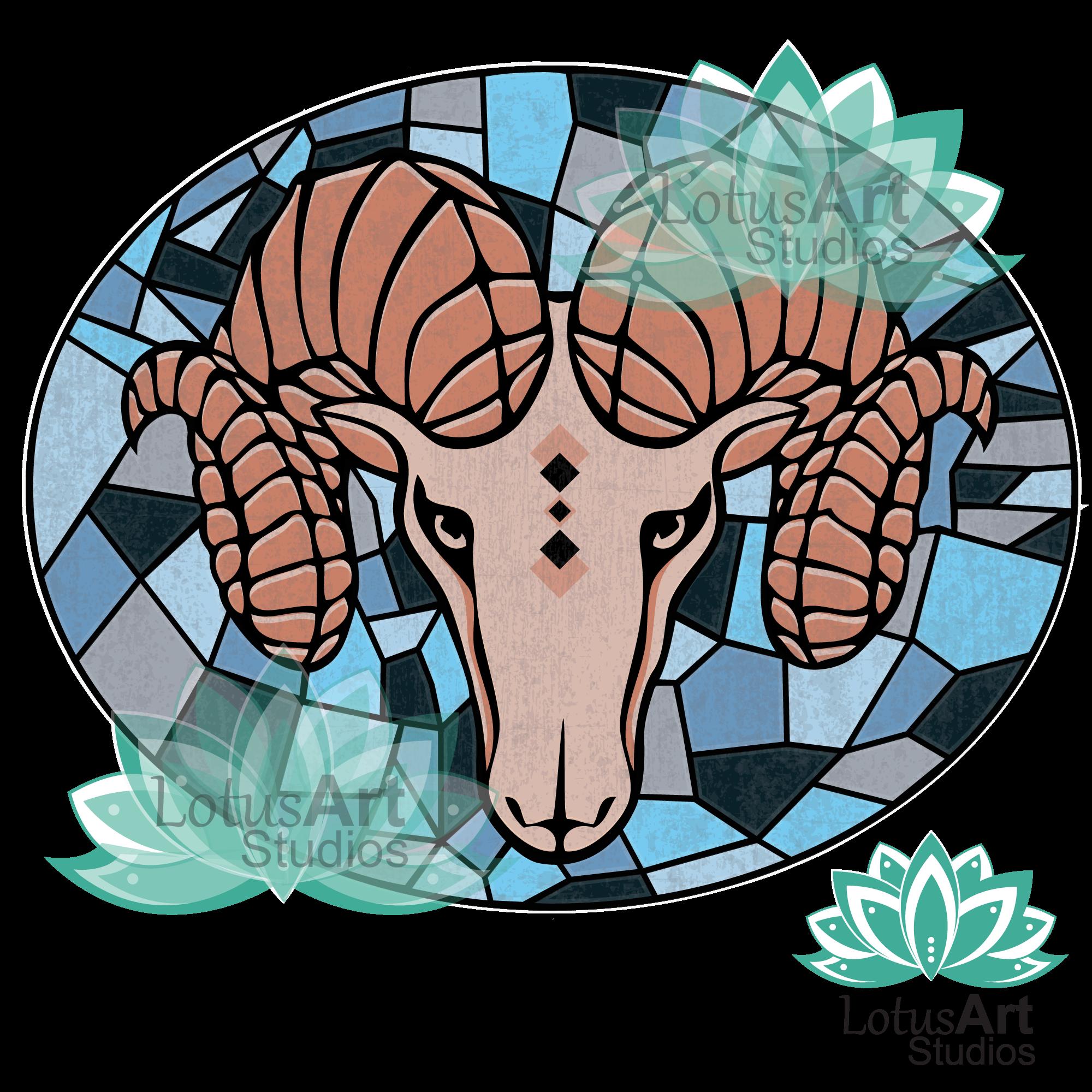 Aries Mosaic