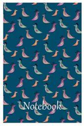 abstract blue birds notebook.JPG