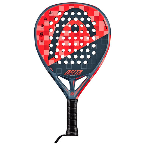 HEAD GRAPHENE 360+ DELTA ELITE WITH CB