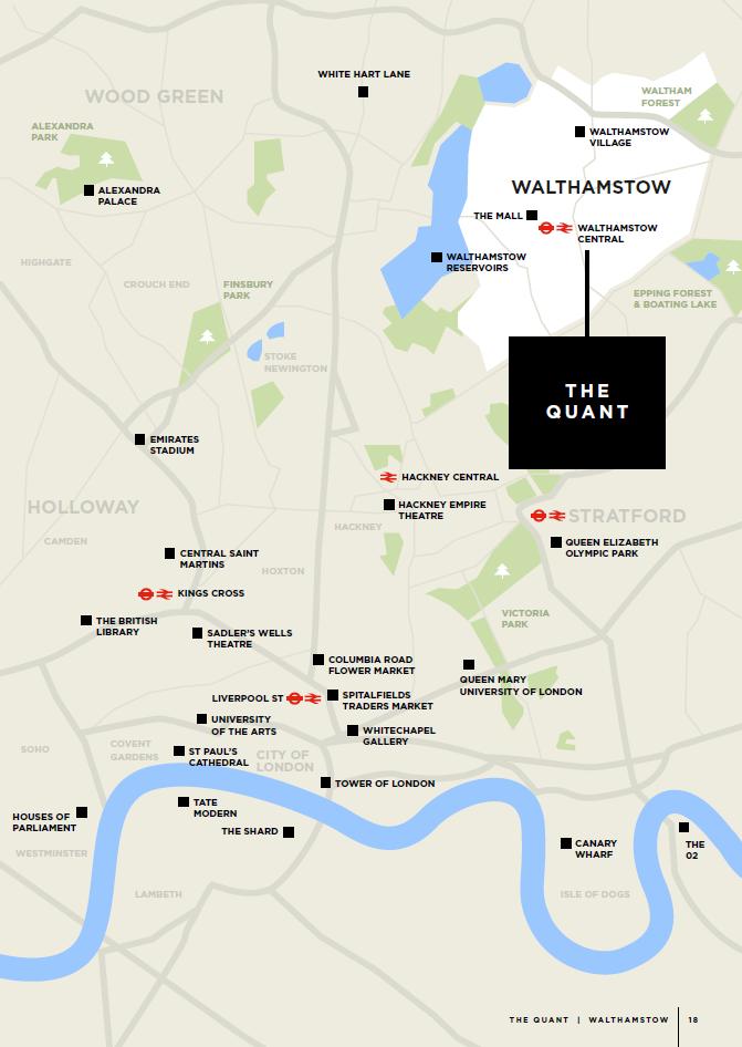 Quant Map