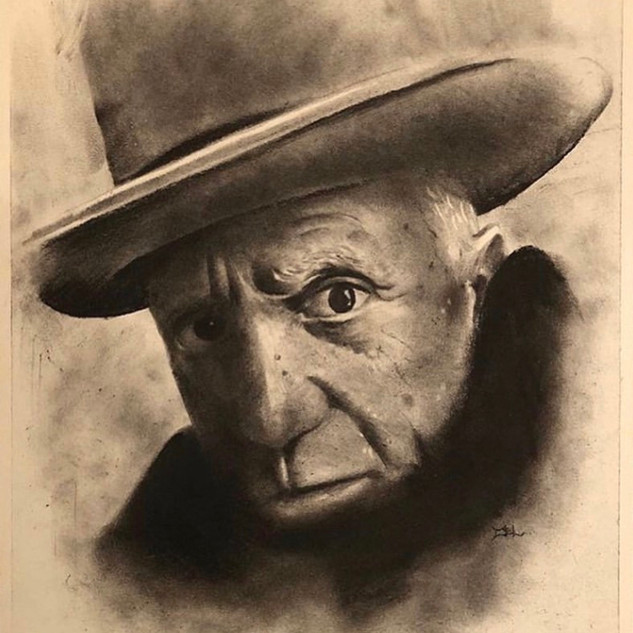 picasso - Charcoal