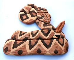 Snake Intarsia (1)