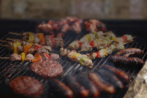 Kofta (Beef Kebab)