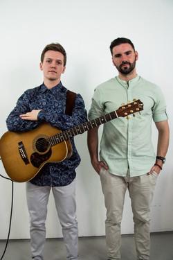 Acoustic Loop Wedding Duo London Sou