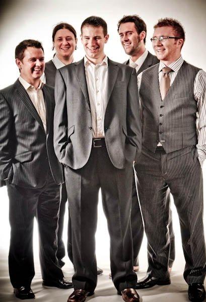 Bandtube Wedding Band Cheshire Manch