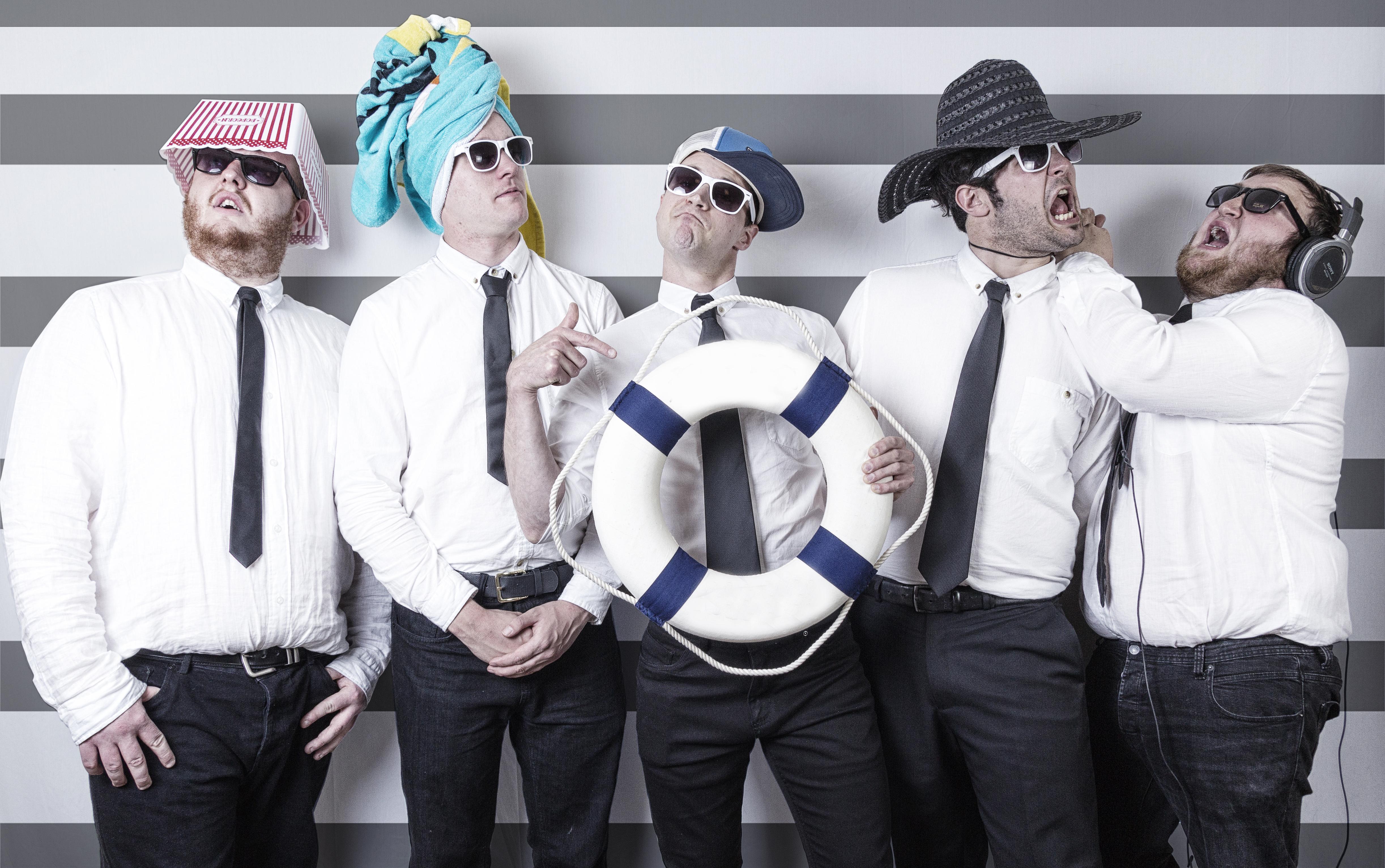 Bandtube Wedding Band Cheshire
