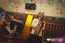 Ben DJ & Sax Manchester