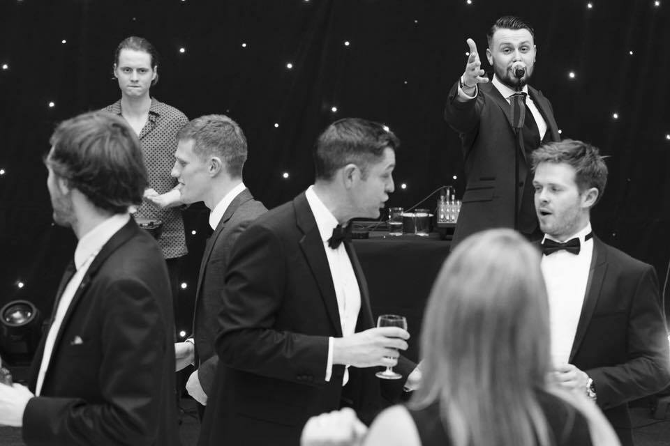 Wedding Band Manchester and Cheshire