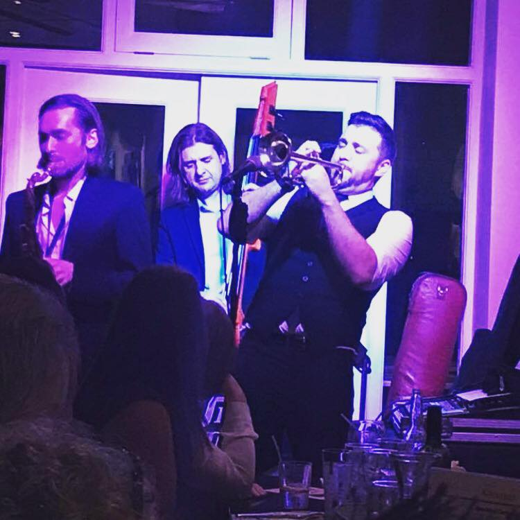 Wedding Swing Band Manchester Cheshi