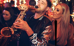 Anthony DJ Sax for Wedding Manchester Cheshire North West