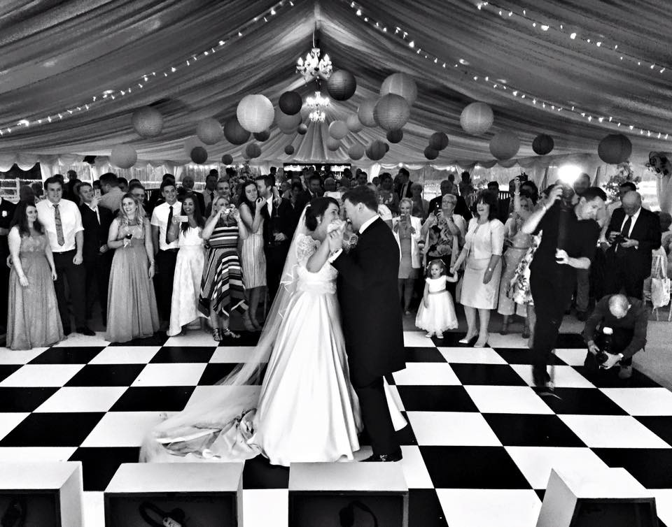 The RUSH Manchester Wedding Band - First Dance | Oasis - 'She is Love'