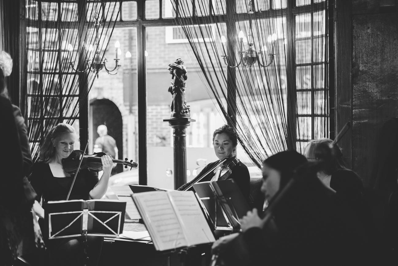 Wedding String Quartet North West
