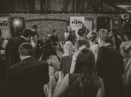 A Day in the Life of a North West Wedding Band.. The RUSH