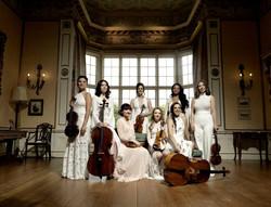 Wedding Electric String Quartet Nort