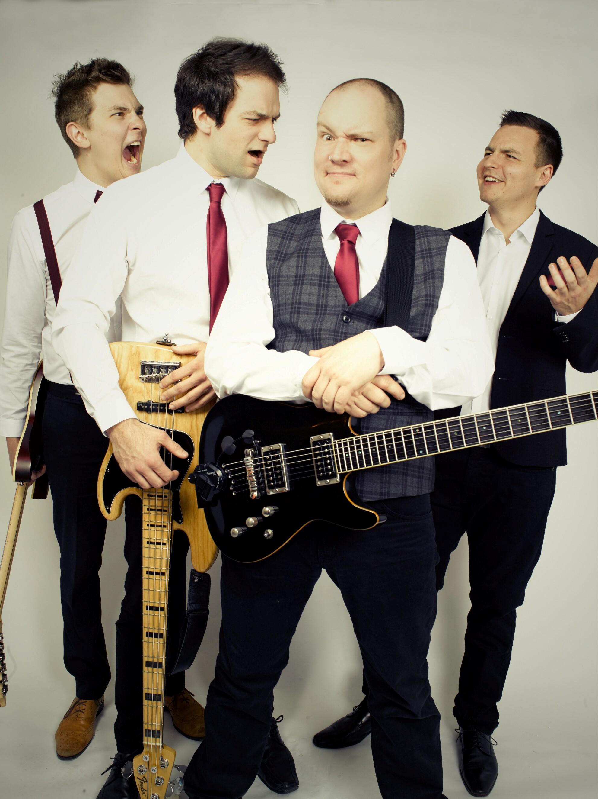 Bandtube | Wedding Band Liverpool