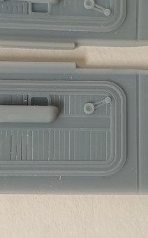 1969 Ford Ranger Door Panels/ Interior Side