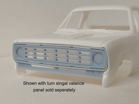 1974 Dodge Pickup Grill