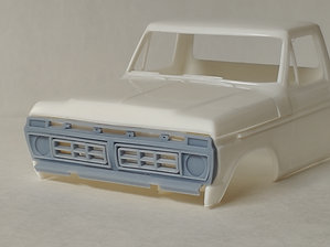 1976-77 Ford F-Series Grill Assembly