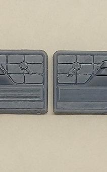 1973-79 Ford Pickup Door Panels