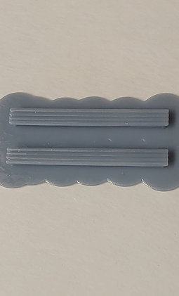 1967-72 Ford Pickup Rear Lower Trim