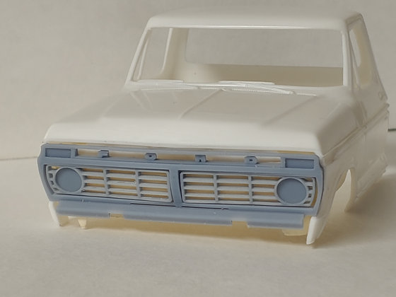 1973-75 Ford F-Series Grill Assembly