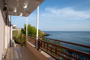 Villa Nostalgia Lentas the view