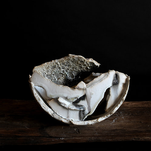 fragmented vessel - small