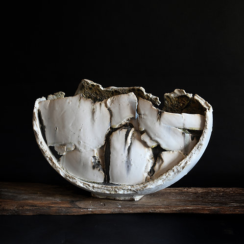 fragmented vessel - large