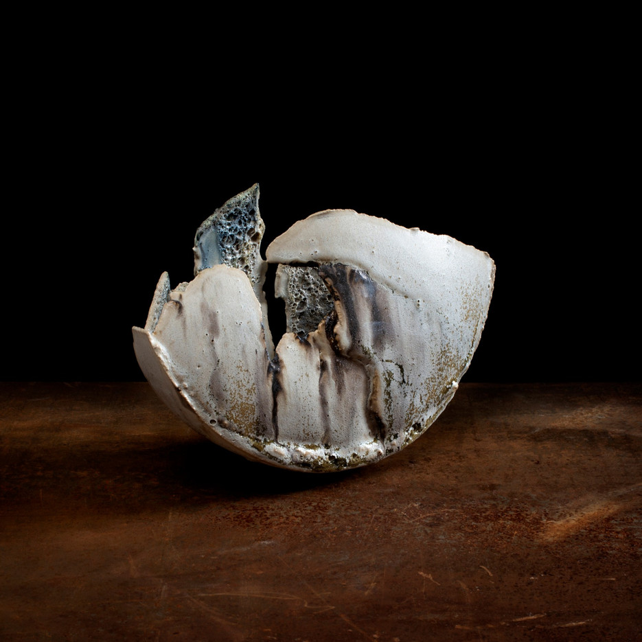 small fragmented vessel