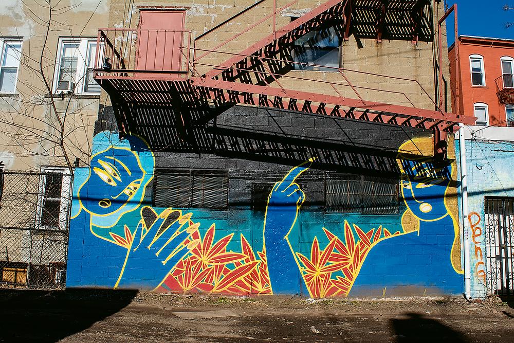 Mural by Blair Urban